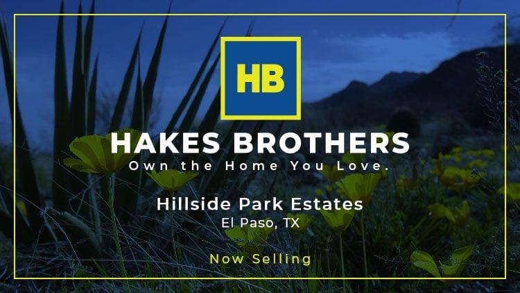 Hillside Park Estates Now Selling