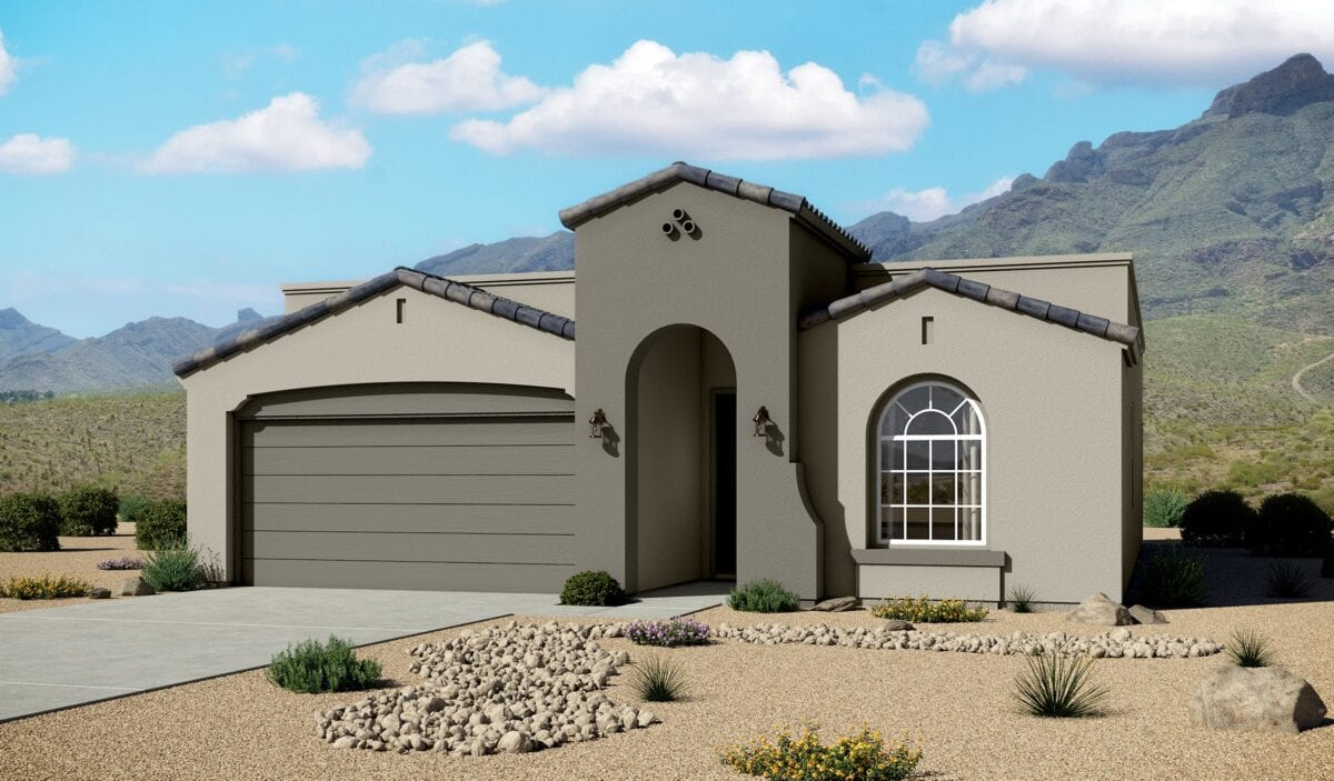Home Design at Painted Desert