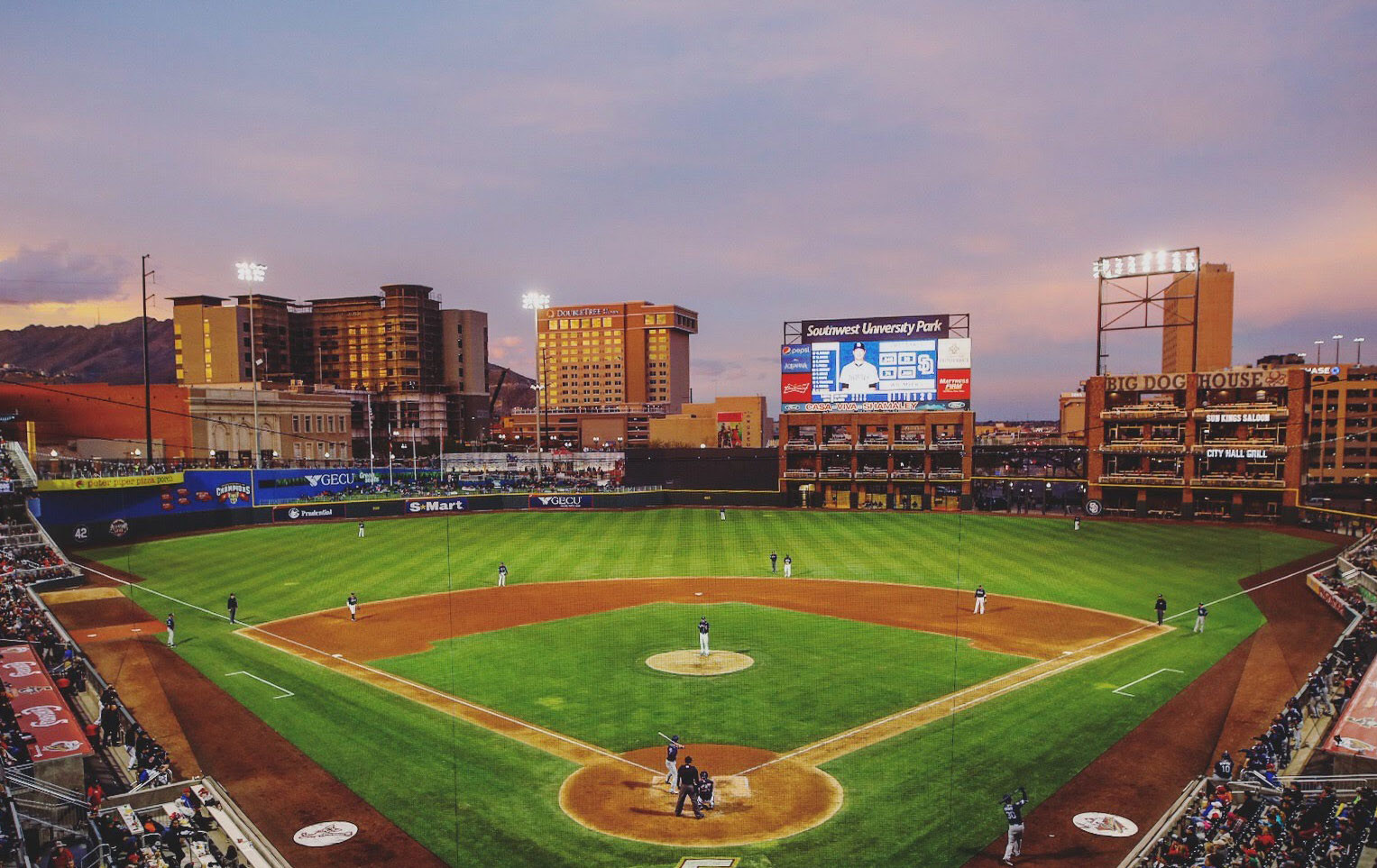 Southwest University Park - El Paso