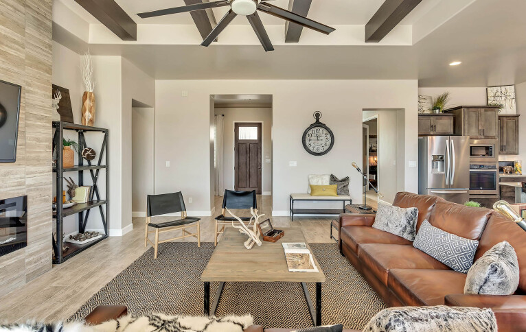 New Homes at Sereno Valley