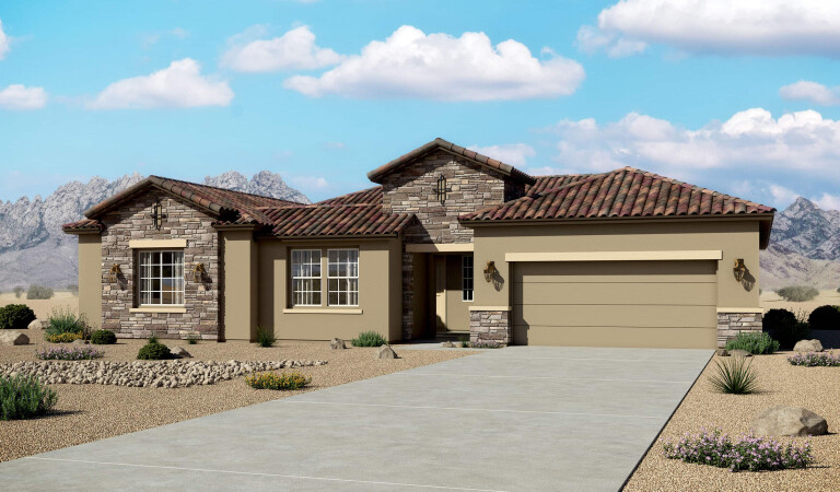 2516 Tuscan Elevation
